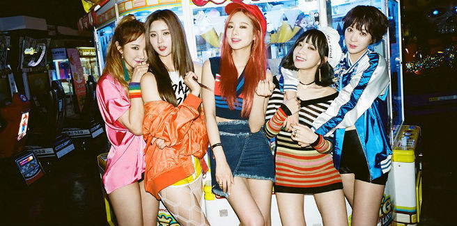 Rilasciata prima foto teaser di gruppo per il comeback delle EXID