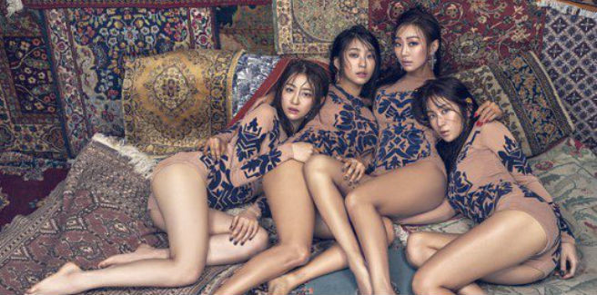 "Il ""MelOn Premiere Showcase"" per ""Insane Love"" delle SISTAR"