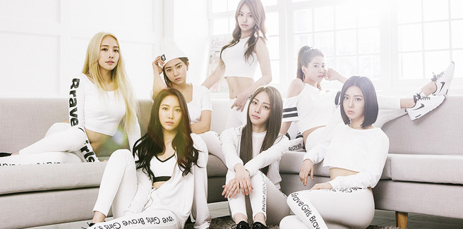 Le Brave Girls nei teaser di 'High Heels'