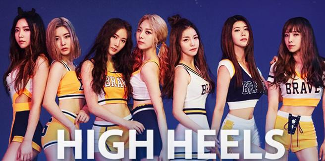 Le Brave Girls rilasciano la vitale 'High Heels'