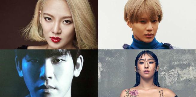 Taemin degli SHINee, Hoya degli INFINITE, Hyoyeon delle SNSD e tanti altri nel nuovo programma della Mnet