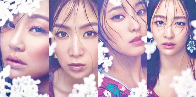 Le SISTAR in divini teaser per il comeback