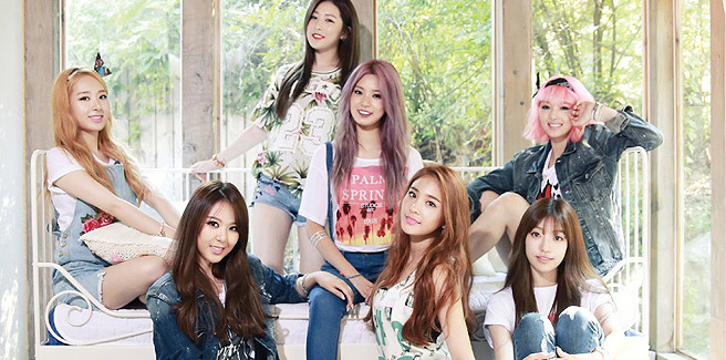 Le SONAMOO nell'MV di 'I Like U Too Much'