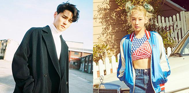 Taeyeon delle SNSD in nuovi teaser di 'Why' e una collaborazione con DEAN
