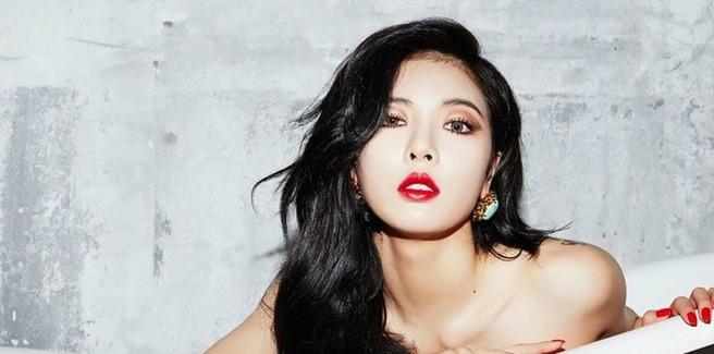 Prime foto teaser per il comeback di Hyuna