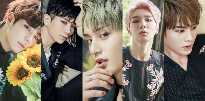 Gli INX nei primi teaser per il comeback con '2GETHER'