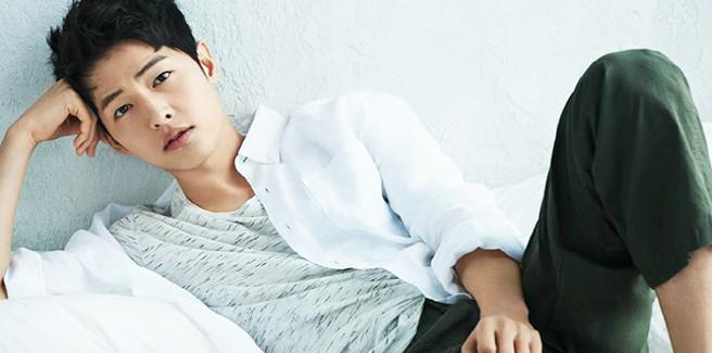 L'agenzia di Song Joong Ki risponde ai rumor su un drama cinese
