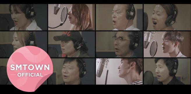 """Rilasciato l'MV di """"My Hero"""" di Leeteuk, Suho, Kassy e Cho Young Soo"""