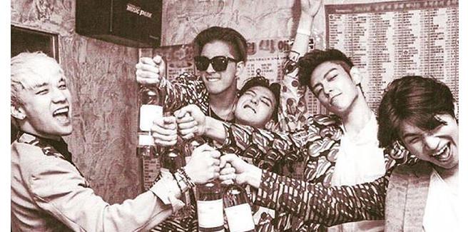 Tour in quattro per i BIGBANG
