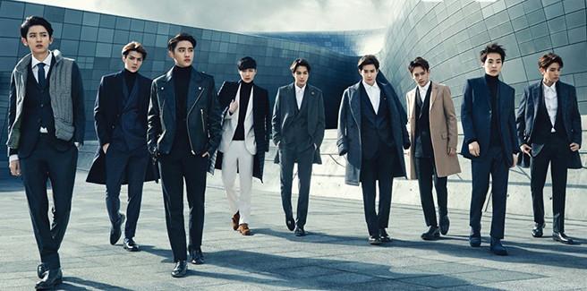 Gli EXO pronti a tornare con un album invernale