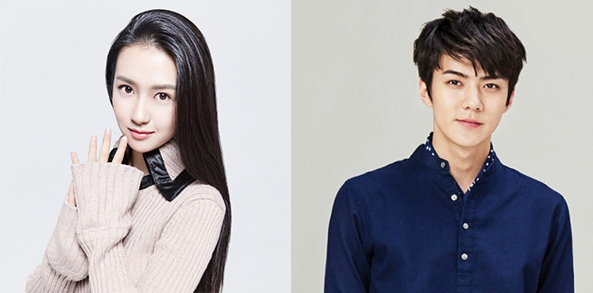 Nuova sfida per Sehun degli EXO nel particolare drama 'Dear Archimedest' con Xu LingYue