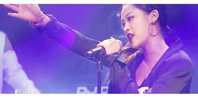 Nada delle WA$$UP canta di se stessa nel brano 'Nothing'