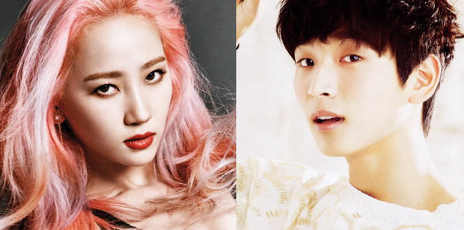Yeeun delle Wonder Girls parla della sua relazione con Jinwoon dei 2AM