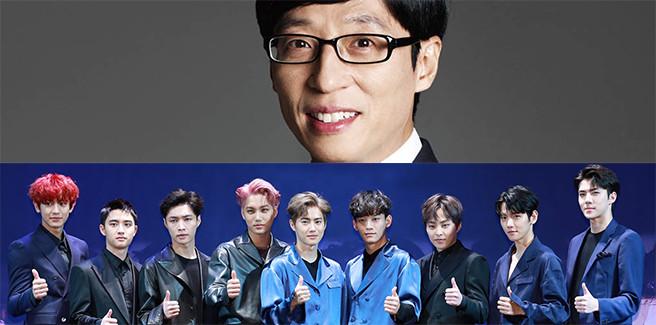 Un'attesa collaborazione presto realtà: EXO e Yoo Jae Suk si esibiranno sullo stesso palco