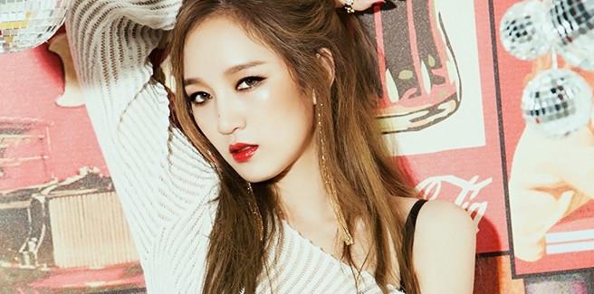 Jia, ex membro delle miss A, lascia indizi per il debutto