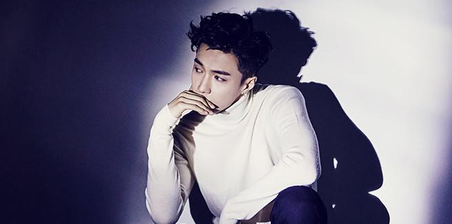 'Lose Control', primo album solista di Lay degli  EXO
