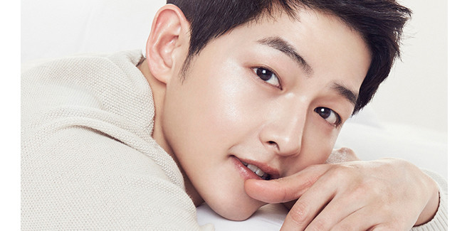 L'attore Song Joong Ki sceglie i film in base allo stipendio?