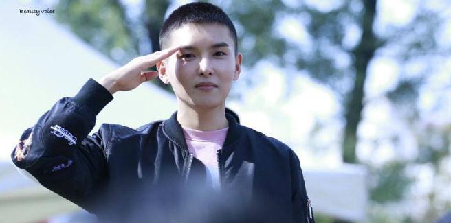 Arrivederci a Ryeowook dei Super Junior