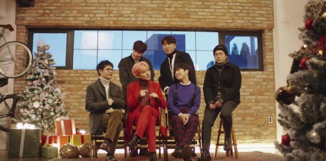 "Primo teaser per la natalizia ""Who Said That"" con Junggigo, Brother Su, Mad Clown, Kihyun (MONSTA X), Yoo Seung Woo e Hyunseong (Boyfriend)"