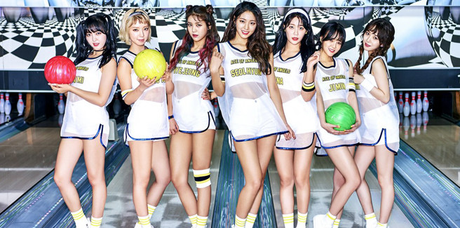 Le AOA tornano in Giappone con l'MV di 'WOW WAR TONIGHT'