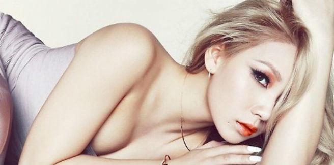 CL svela un MV con una nuova canzone