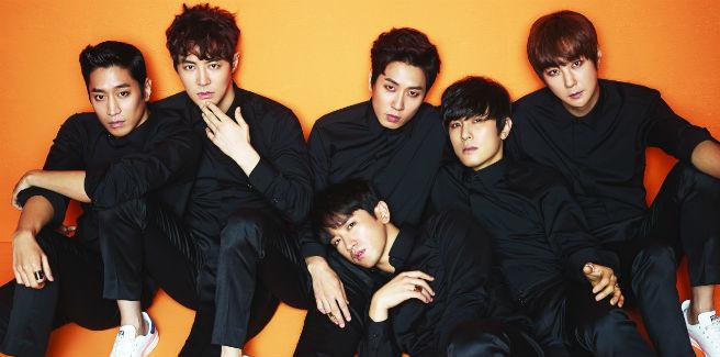 Gli Shinhwa pubblicano la dolce 'Orange'