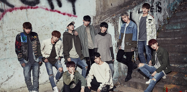 Continuano i teaser di 'Burst' e 'White Night' degli UP10TION