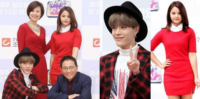 """Yuta degli Nct 127 e Sorn delle CLC parlano della loro imminente apparizione in """"Idol Party"""""""