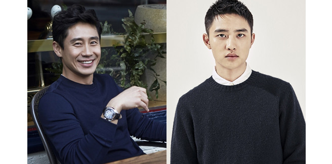 D.O degli EXO confermato nel thriller 'Room 7' con Shin Ha Kyun