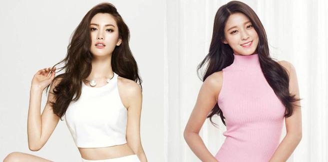 Seolhyun delle AOA e Nana delle After School saranno sul grande schermo