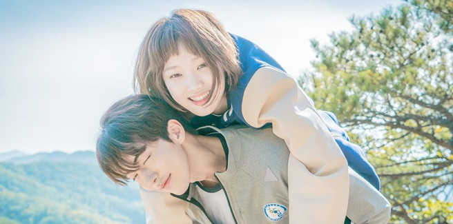 Gli Standing Egg cantano l'OST per 'Weightlifting Fairy'