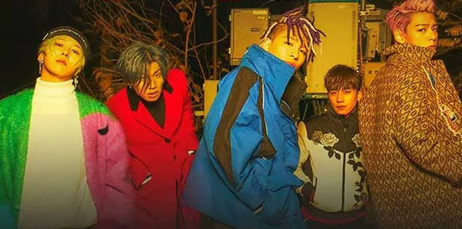 Primo MV teaser per la colorata 'FXXK IT' dei BIGBANG