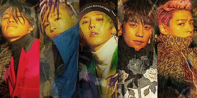 Secondo teaser per 'LAST DANCE' dei BIGBANG
