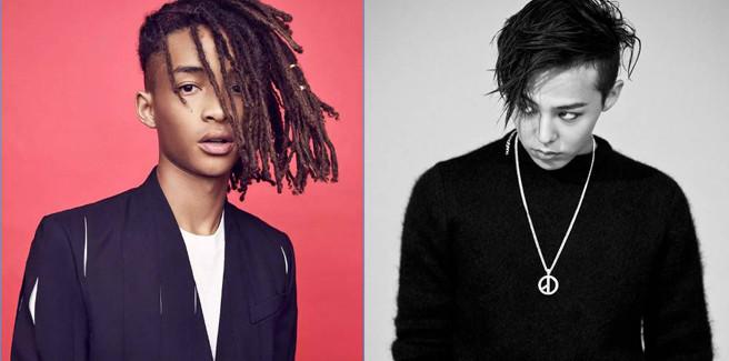 Jaden, figlio di Will Smith, parla di G-Dragon, apprezzato anche da Chanel