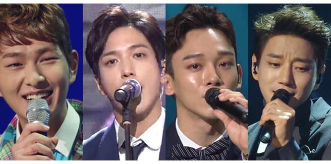 Collaborazioni speciali per Onew degli SHINee, Yong Hwa dei CNBLUE, Chen degli EXO e Hwang Chi Yeol