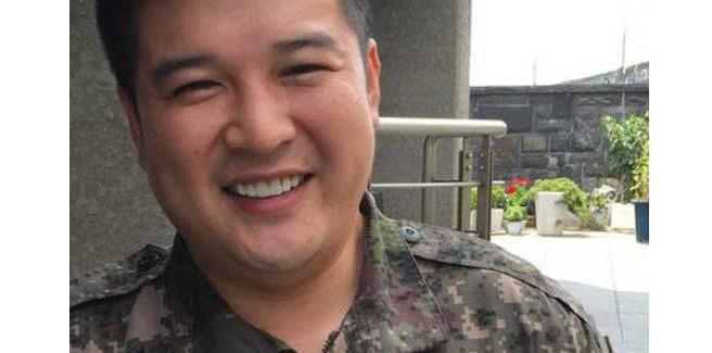 Shindong dei Super Junior è tornato dal servizio militare