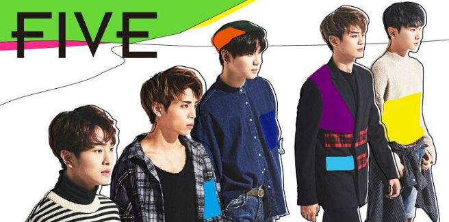 """Rilasciate sei canzoni di """"Five"""", nuovo album giapponese degli SHINee"""