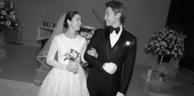 Rain e Kim Tae Hee, freschi sposi, volano in Italia