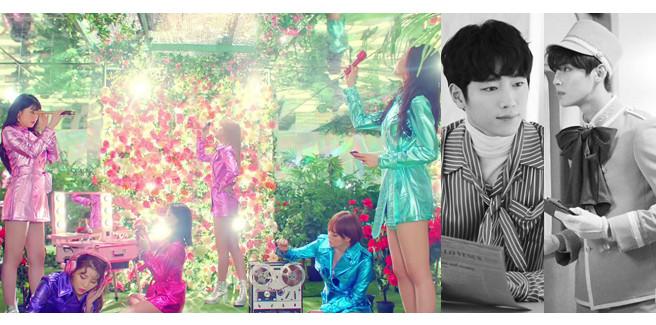 Le Hello Venus nel nuovo teaser di 'Mysterious' con Seo Kang Jun e Eun Woo degli ASTRO