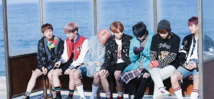 """Dietro le quinte dell'MV di """"Spring Day"""" dei BTS"""