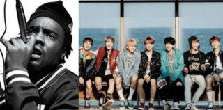 Collaborazione in vista per il rapper americano Wale e i BTS