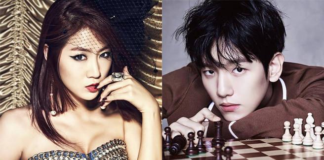Baekhyun degli EXO e Soyou delle SISTAR pubblicano 'Rain'