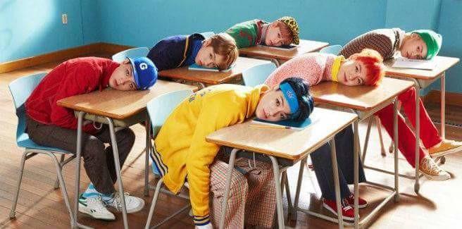 Gli NCT Dream rilasciano le prime foto teaser per il comeback ma senza un membro