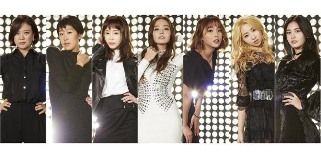 Primi teaser per 'Unnies Slam Dunk' con Minzy, Somi e tante altre
