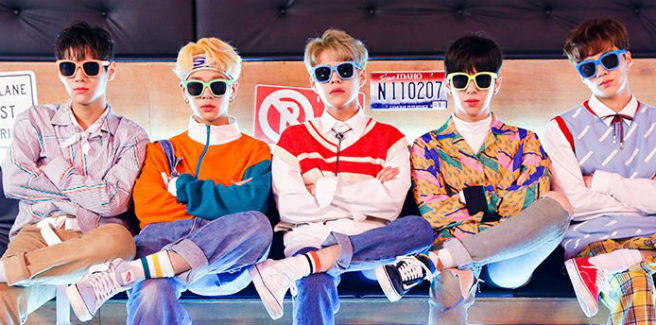 L'MV di 'Tension Up' degli IMFACT come terza parte di IMFACTORY