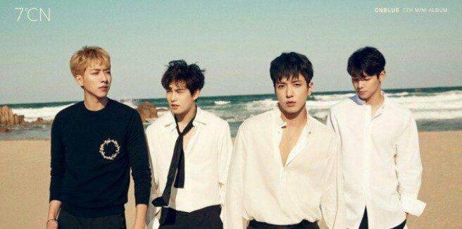 """Primi teaser per il comeback dei CNBLUE con """"Between Us"""""""
