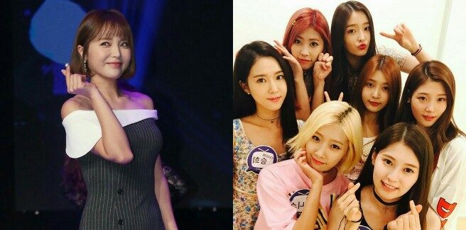 Le DIA collaborano con la cantante Hong Jinyoung
