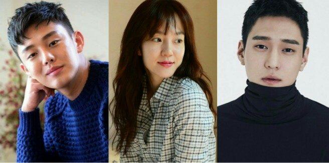 "Confermati Yoo Ahin e Im Soojung come protagonisti del drama ""Chicago Typewriter"""
