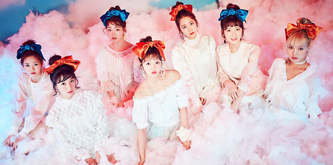 Colorati video per 'Coloring Book' delle Oh My Girl