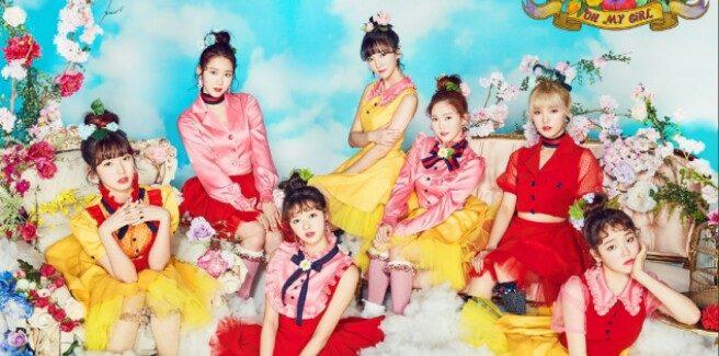 Le Oh My Girl rilasciano le nuove e coloratissime foto teaser